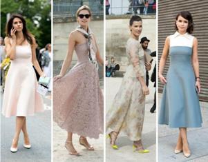 Платья: элегантность и женственность