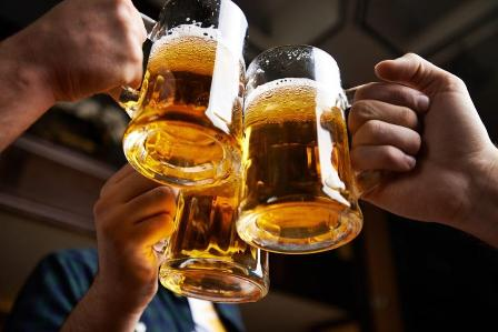 Где выпить пиво в Санкт-Петербурге?