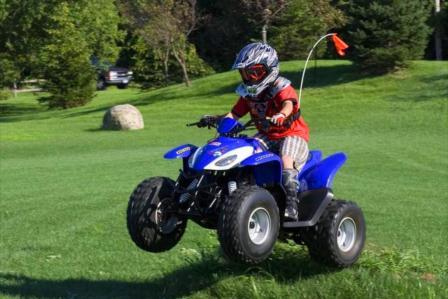 Детские квадроциклы и их особенности