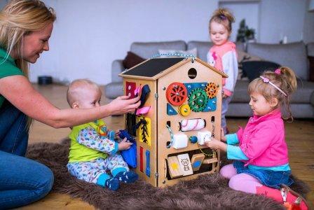 Современные голландские развивающие игры для детей