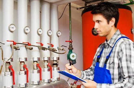 Сервисное обслуживание и ремонт котельных