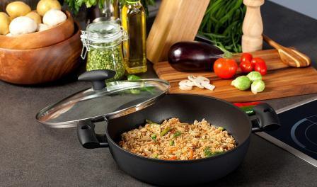 Из какого материала выбрать посуду для приготовления пищи